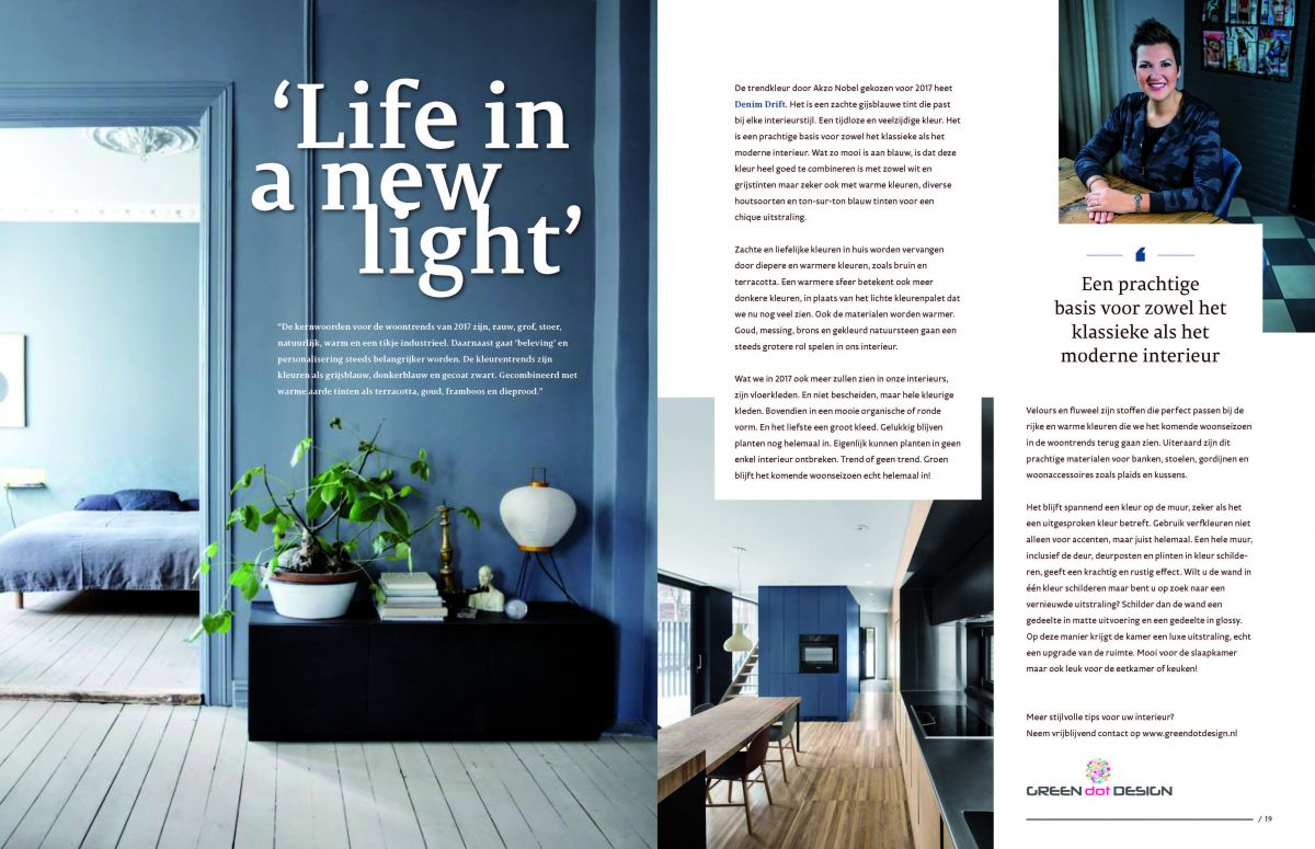 AdvGreendotdesign21SKMMagazine