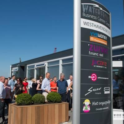 Waterfront officiële opening
