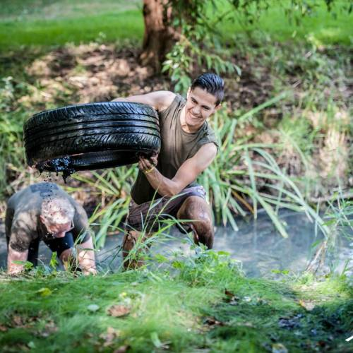 Obstacle Run 2018
