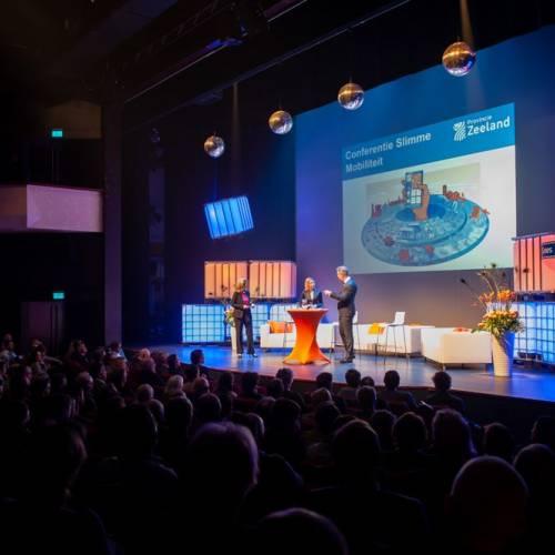 Provincie Zeeland Conferentie Slimme Mobiliteit